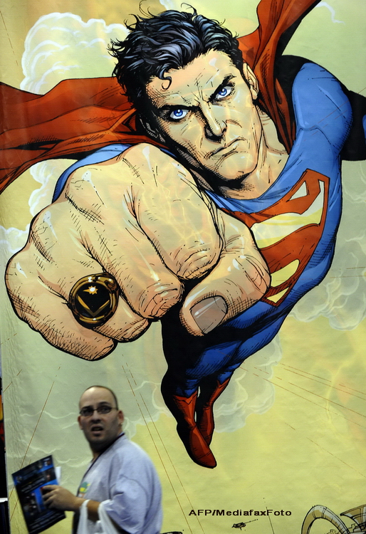 Superman paraseste ziarul Daily Planet, dupa achizitionarea acestuia de un grup media