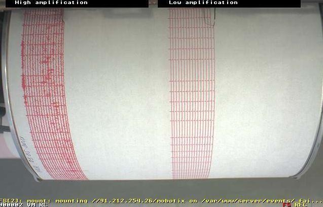 Oceanul Pacific zguduit de trei cutremure consecutive, langa coasta Mexicului