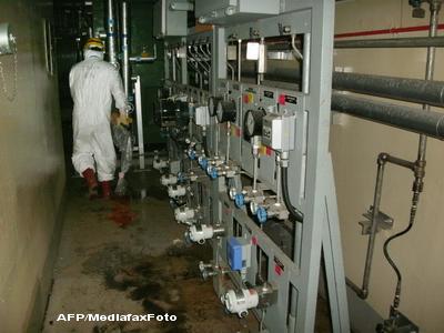 Imagini spectaculoase din reactorul Fukushima, distrus de radiatii
