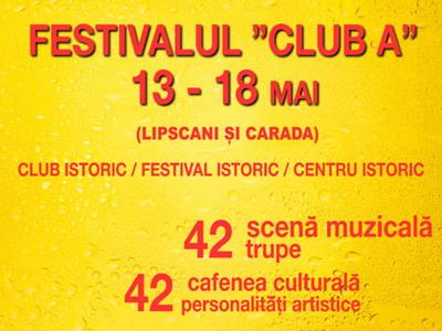 Iris, Cargo, Parazitii, Timpuri Noi, Zob, Urma: 6 zile de Festival Club A