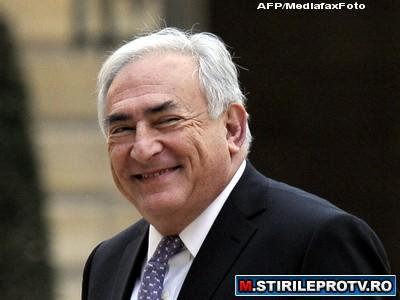 Dominique Strauss-Kahn nu beneficiaza de imunitate juridica