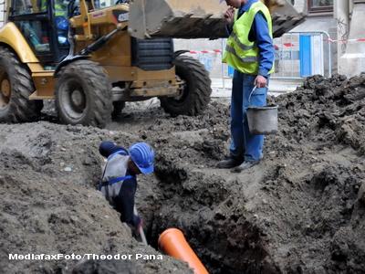Inca o isprava a muncitorilor romani. Au distrus locuinte dacice, aflate in patrimoniul UNESCO