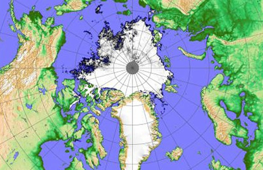 Danemarca vrea Polul Nord. Miza luptei cu SUA, Canada si Rusia: petrolul