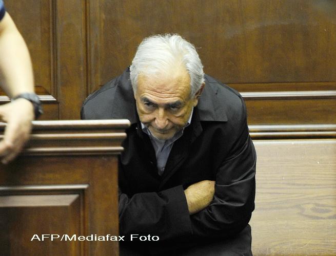 Judecatoarea care a dispus arestarea lui DSK: