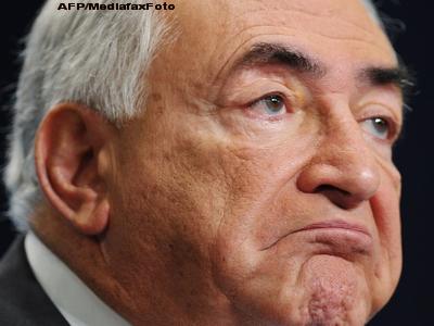 Arestat intr-un dosar de proxenetism, Dominique Strauss-Kahn a fost eliberat dupa doar o zi
