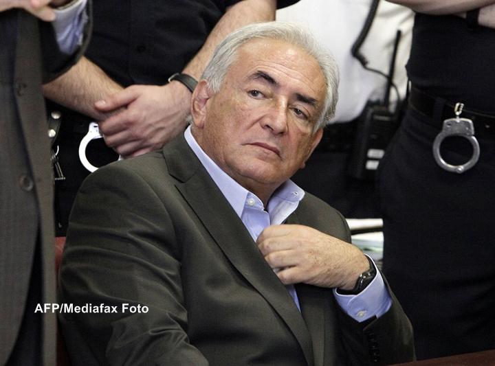 Dominique Strauss-Kahn, trimis in judecata pentru