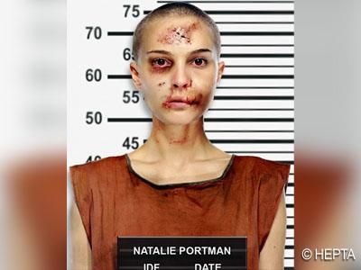 Foto socante. Natalie Portman si Uma Thurman, zdrobite in bataie