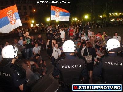 Violente la Belgrad, pentru sustinerea lui Ratko Mladici. Cine a fost