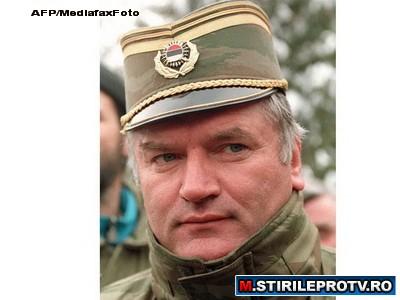 Ratko Mladici a ajuns la Haga. Risca inchisoarea pe viata