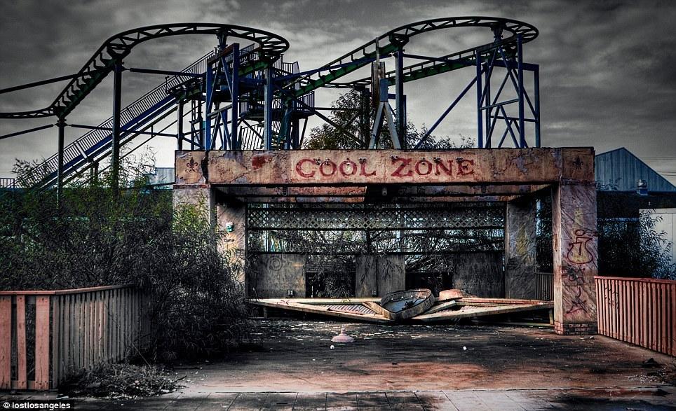 FOTO: Cel mai deprimant parc de distractii din lume nu este langa Cernobil