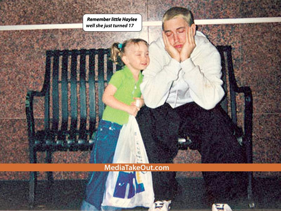 Cum arata astazi fiica lui Eminem. Anul acesta implineste 17 ani
