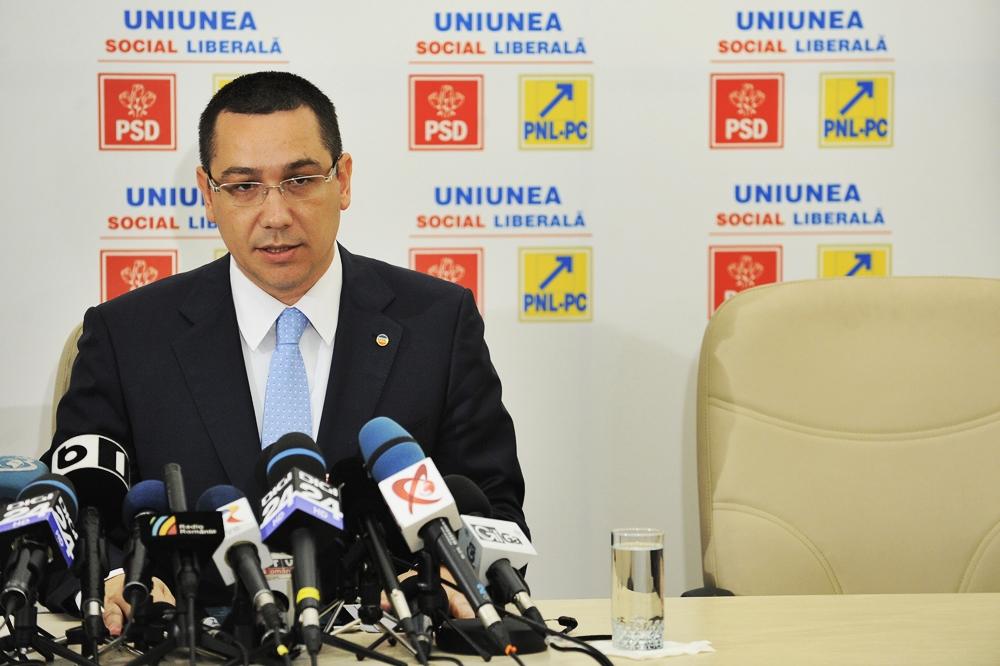 LISTA ministrilor din Guvernul Ponta. Cine sunt oamenii propusi de USL in fruntea tarii