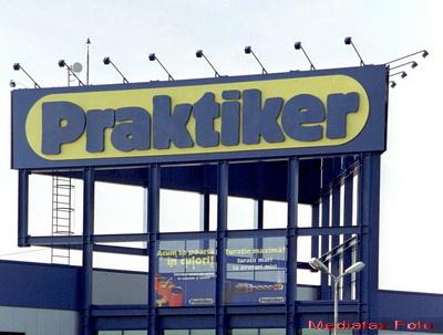 Praktiker precizeaza ca va inchide 8 magazine doar in Germania. Romania nu va fi afectata de decizie