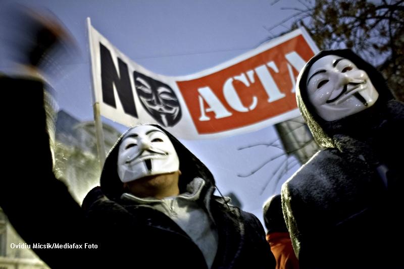 ACTA a cazut. Parlamentul European a votat impotriva acordului