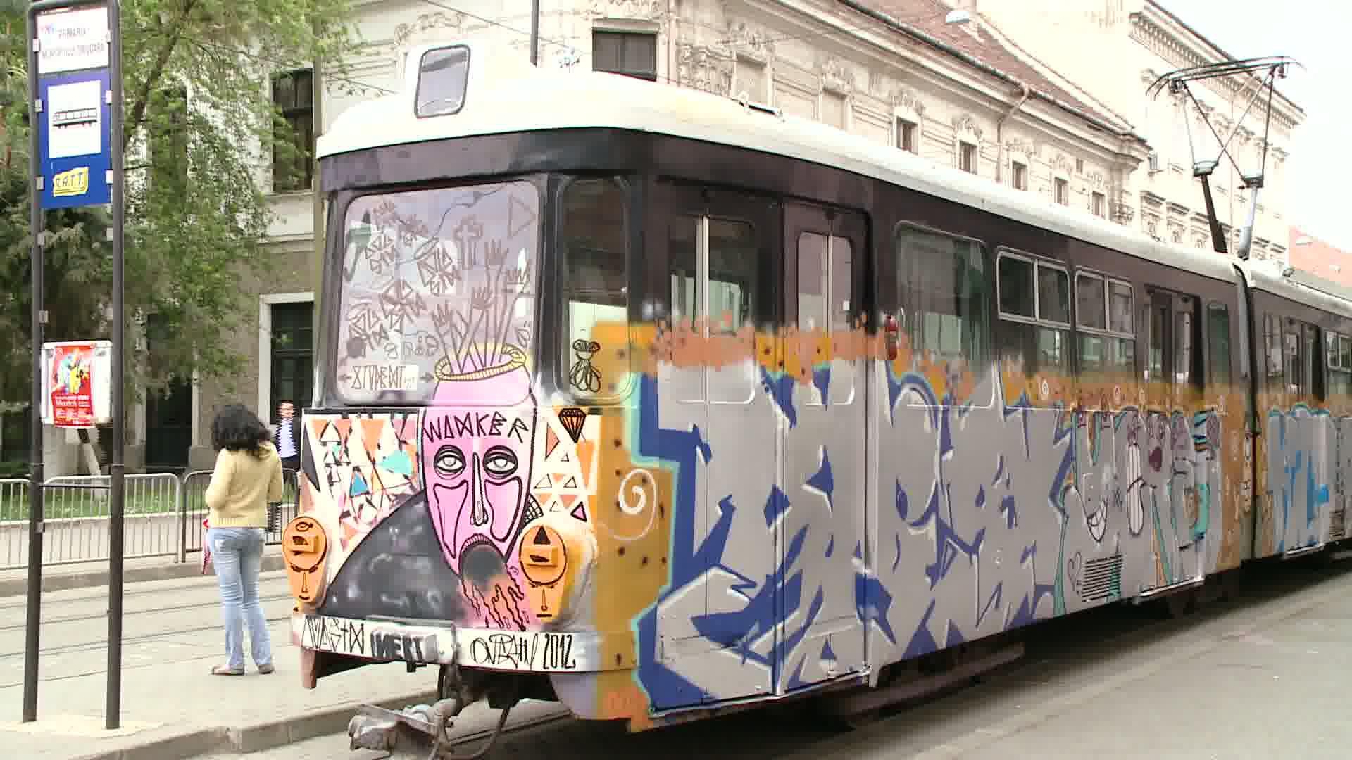 Bilete RATT, pe culori, pentru firobuz, tramvai si expres. Vezi ce risti daca incurci culorile