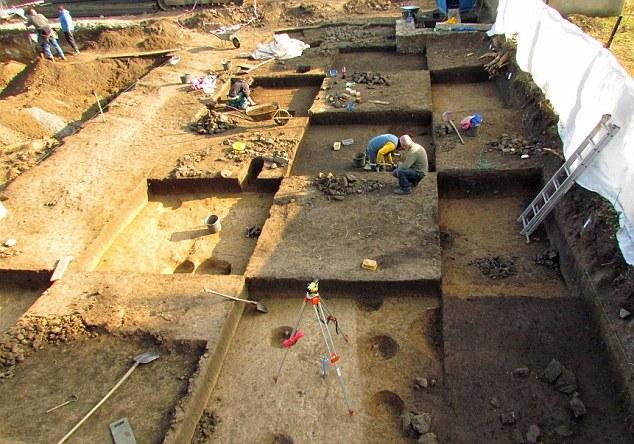 FOTO.Descoperire epocala: un schelet de 6.000 de ani