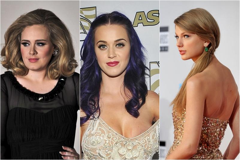 Billboard Music Awards. Adele, Katy Perry si Taylor Swift, cele mai premiate artiste