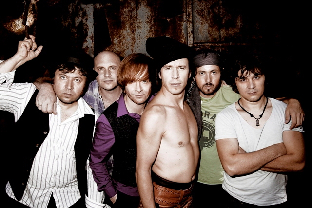 Zdob si Zdub vor canta in deschidere la Linkin Park - 6 iunie - Bucuresti