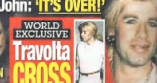 John Travolta in pragul divortului. Iata scena care a pus capac relatiei sale