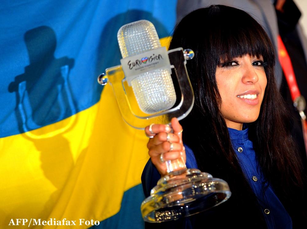 EUROVISION 2012. SUEDIA a castigat concursul. MANDINGA s-a clasat pe locul 12. VIDEO