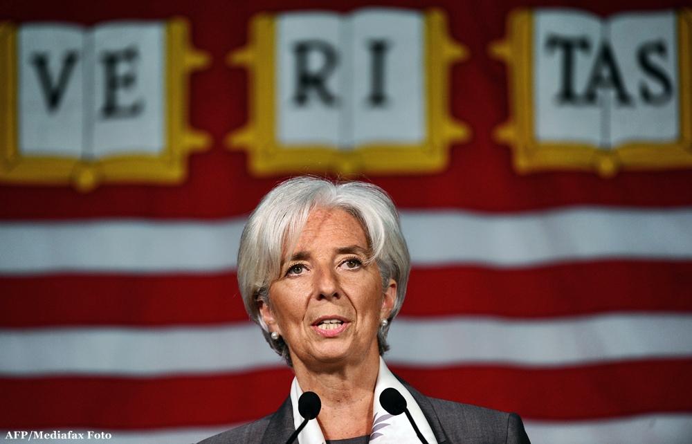 Christine Lagarde ataca Grecia: