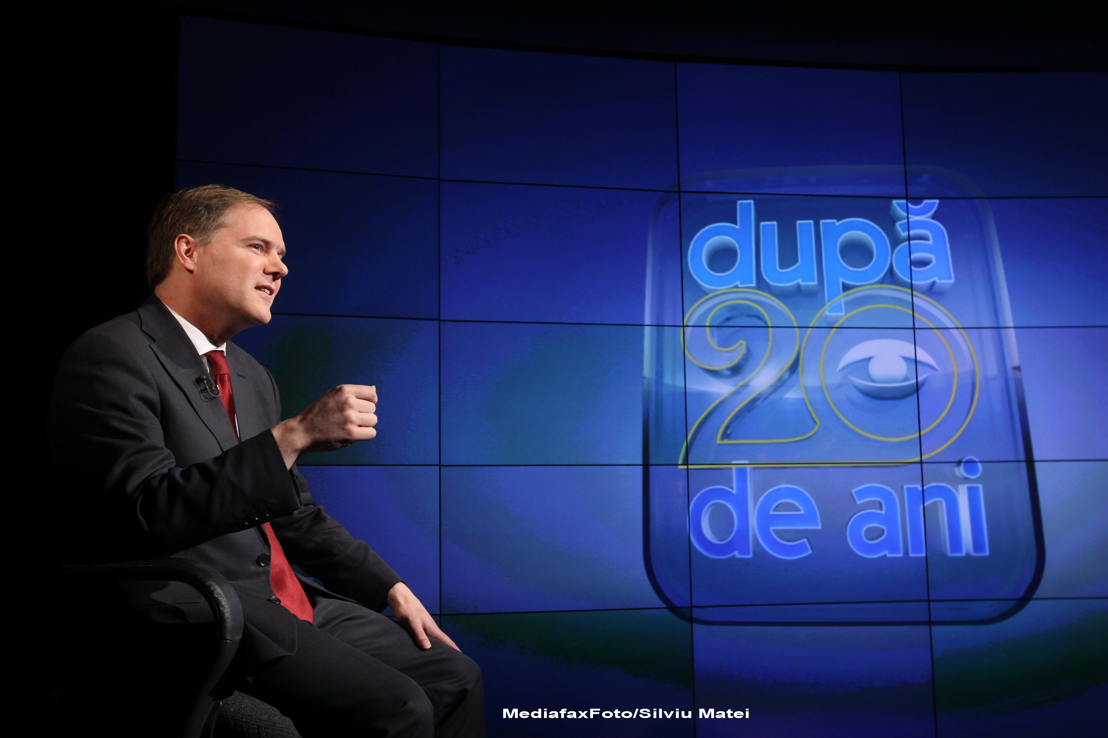 Ambasadorul Marii Britanii, Martin Harris, lauda DNA si ANI pentru lupta cu coruptia in Romania: