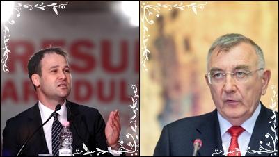 Andrei Chiliman si Robert Negoita, cei mai instariti candidati la primariile de sector