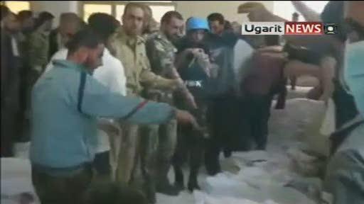 Ambasadorul Siriei in Romania ar putea fi expulzat, in semn de protest fata de masacrul din Hula