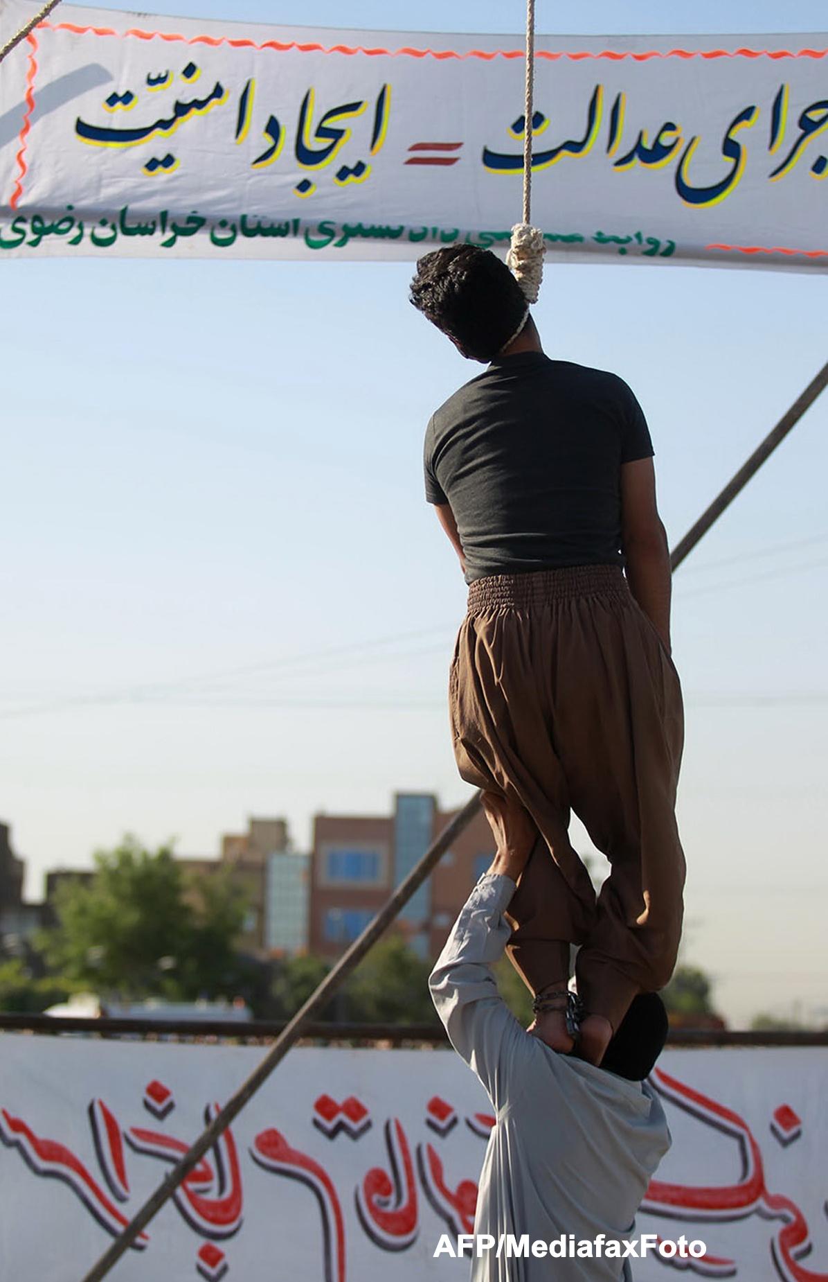 Autoritatile din Iran il iarta pe barbatul care a