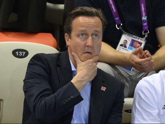David Cameron a angajat un fost dealer de droguri, pentru a-i asigura protectia la un eveniment
