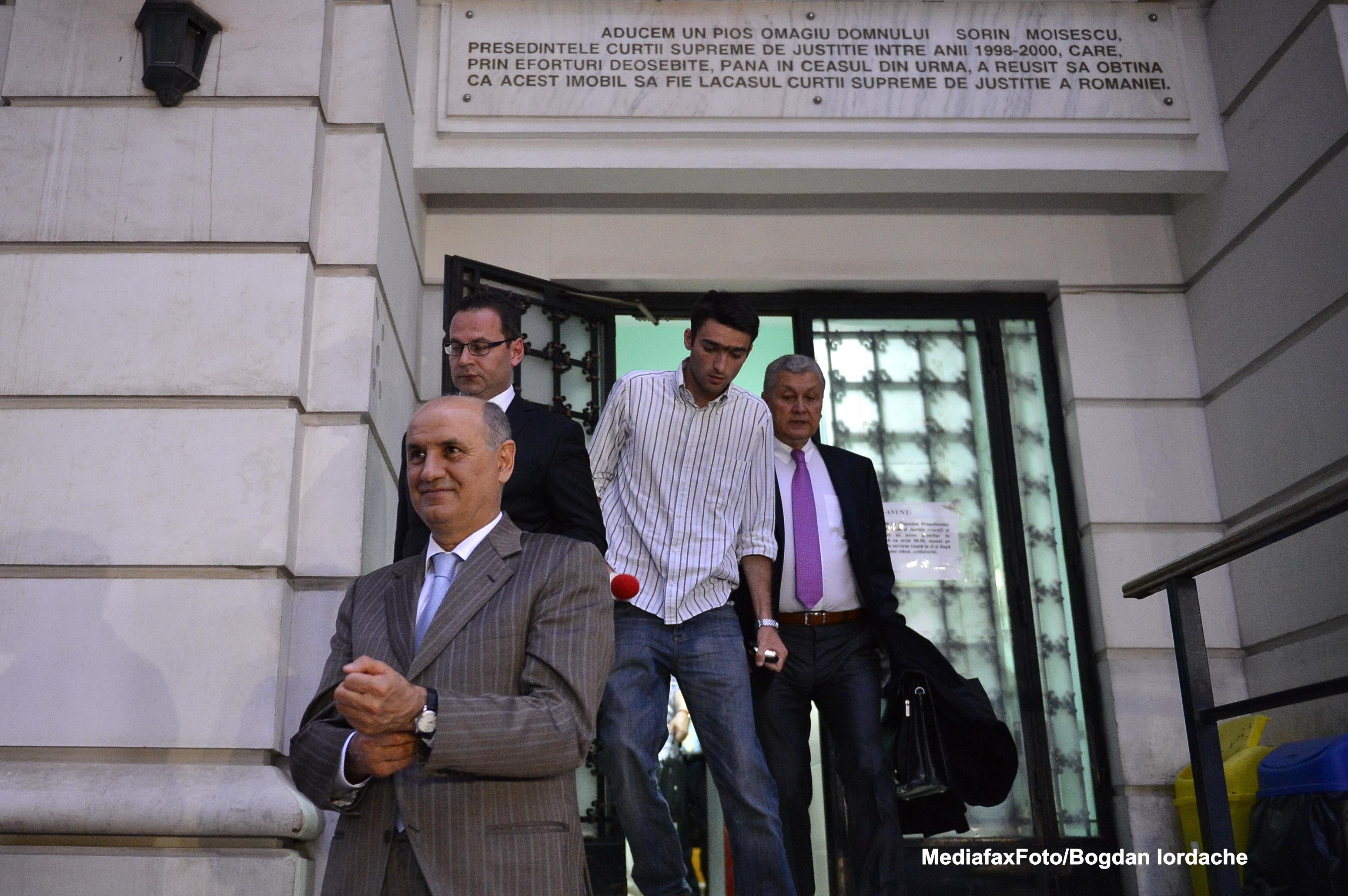 George Copos ar putea fi eliberat conditionat, dupa ce Penitenciarul Rahova i-a aprobat cererea. Cand s-ar putea intampla