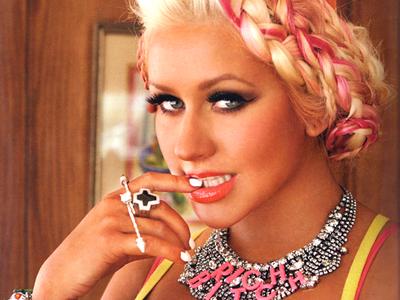 Christina Aguilera este insarcinata cu al doilea copil. Cum a fost scapata informatia