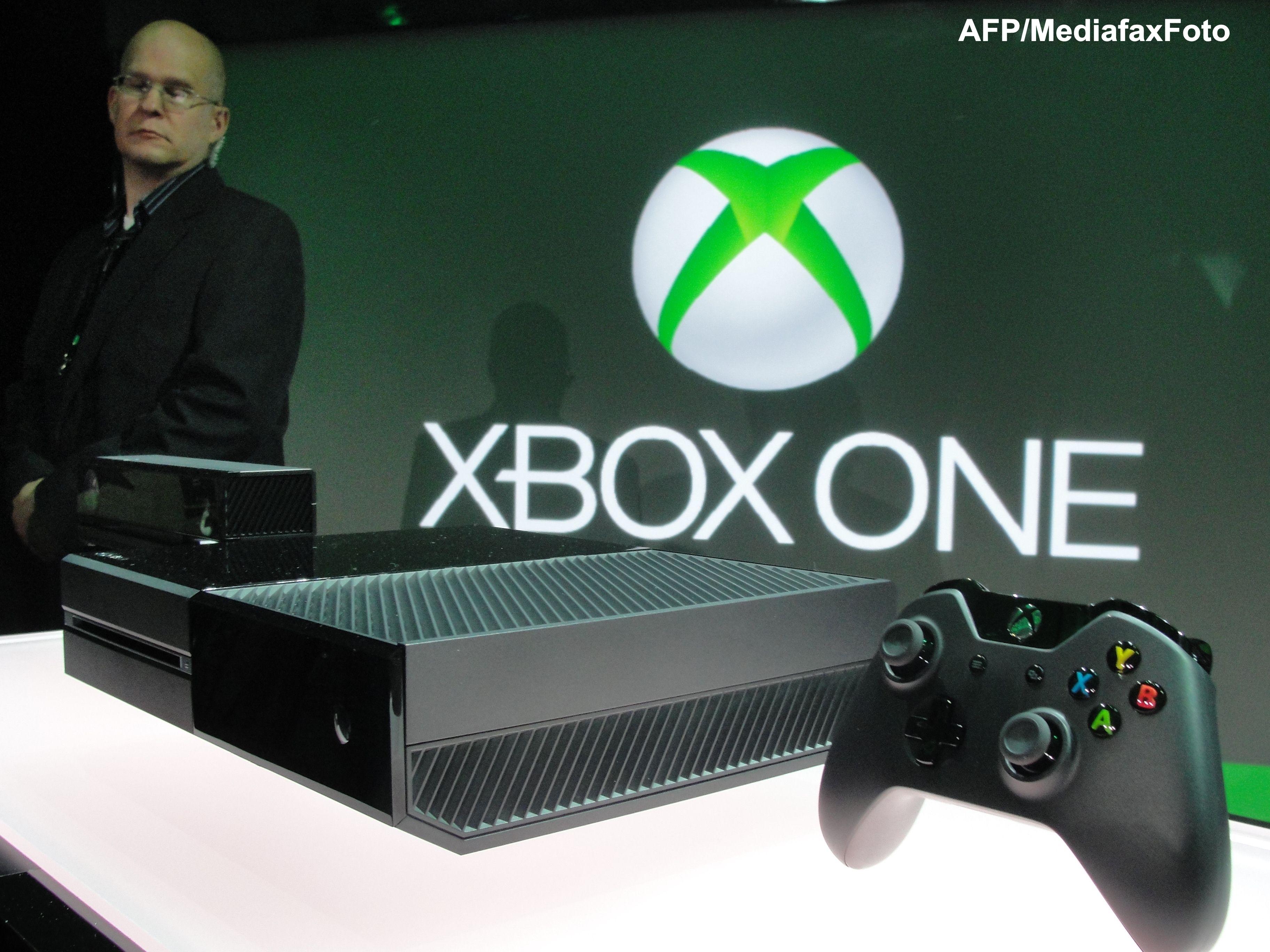 Microsoft a vandut peste 1 milion de console Xbox One in mai putin de o zi de la lansare