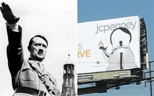 In spatele unui ceainic se ascunde Adolf Hitler: iluzia optica ce i-a indignat pe americani
