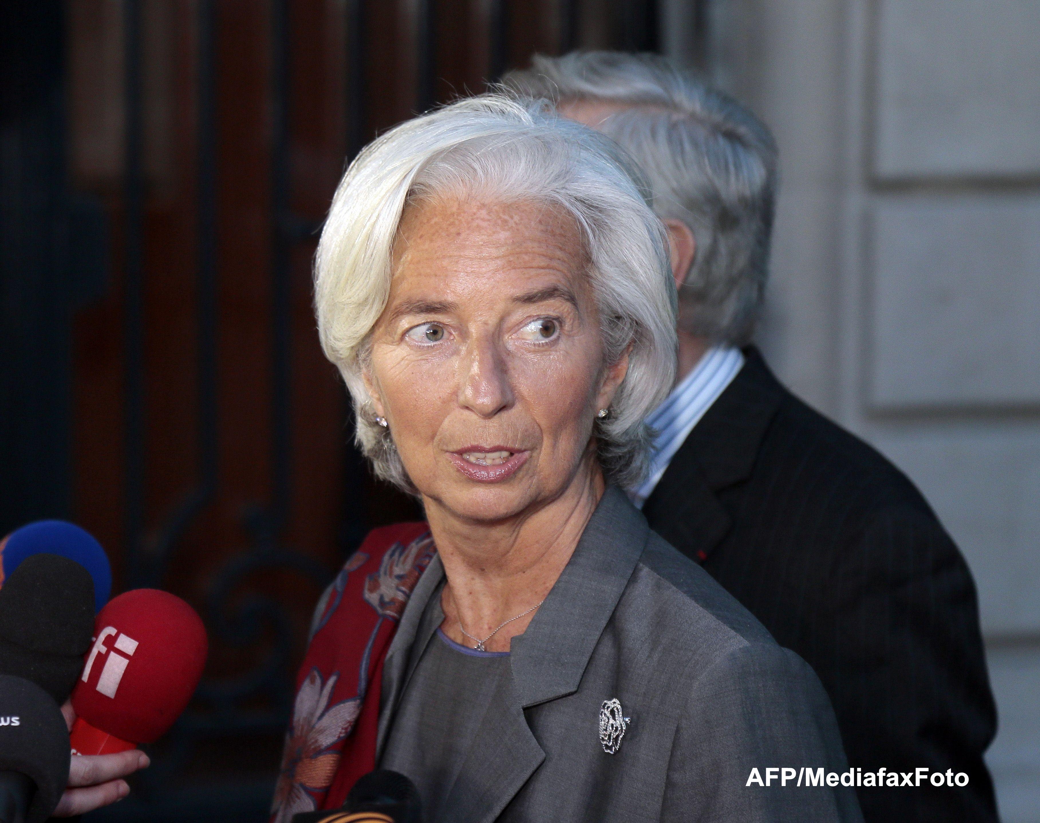 Afacerea Tapie-Christine Lagarde. Scandalul care ar putea zgudui din nou conducerea FMI