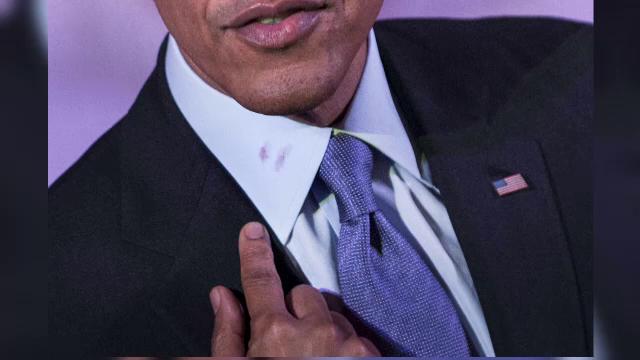 Cine este femeia care i-a lasat urme de ruj pe camasa lui Barack Obama