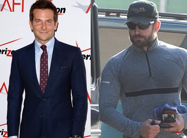 Bradley Cooper, cel mai sexy barbat din lume, s-a ingrasat cu aproape 20 de kg pentru a fi regizat de Clint Eastwood