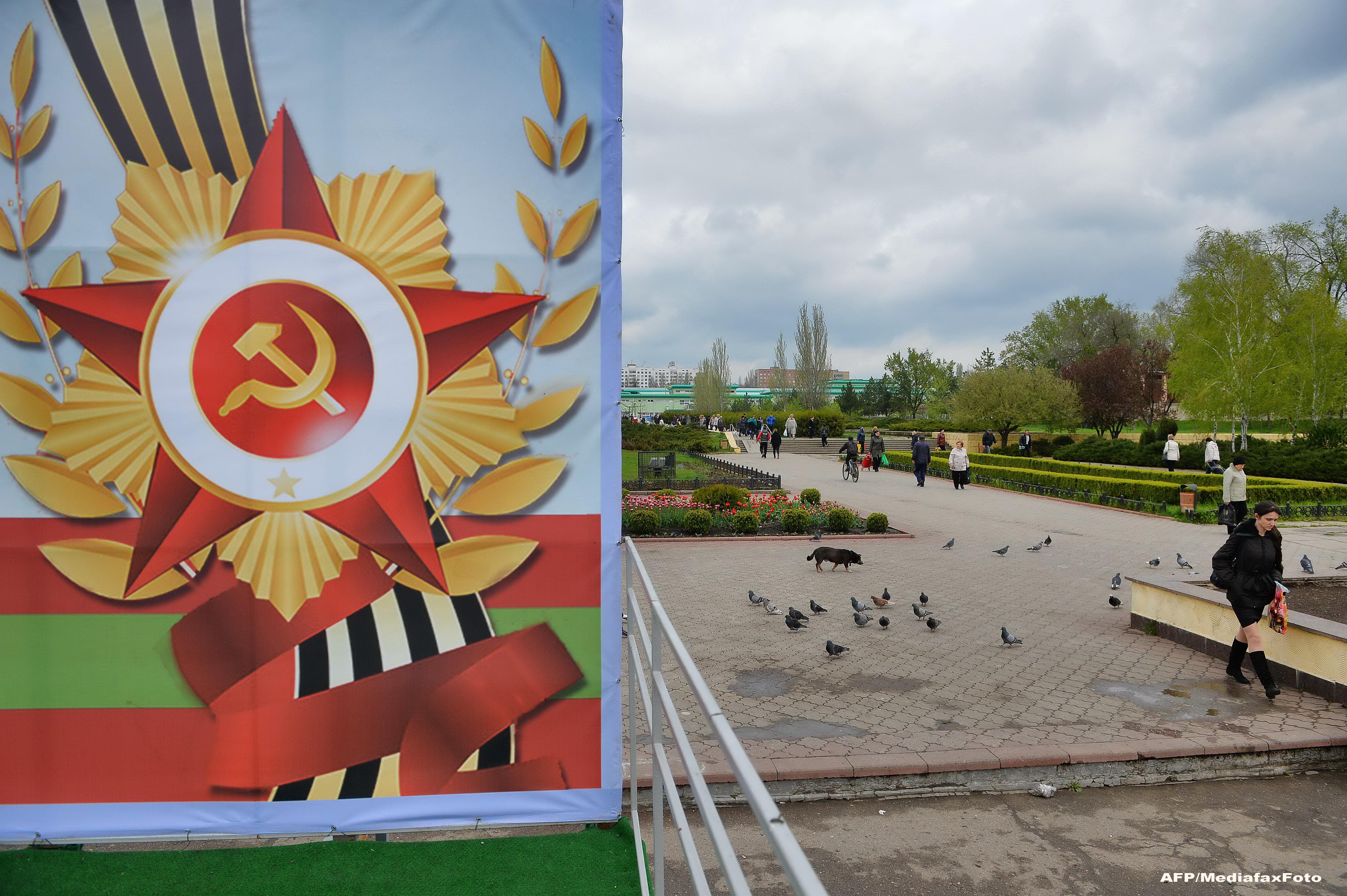 Liderul regimului de la Tiraspol: Transnistria va obtine independenta. Nu va deveni o