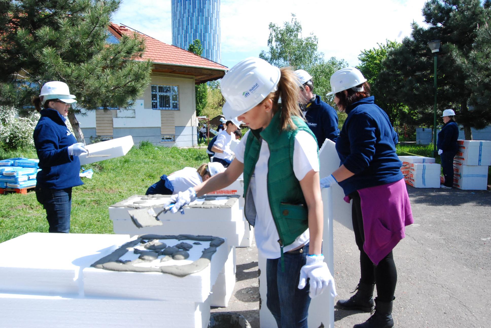 (P) GDF SUEZ Energy Romania incurajeaza angajatii sa faca voluntariat