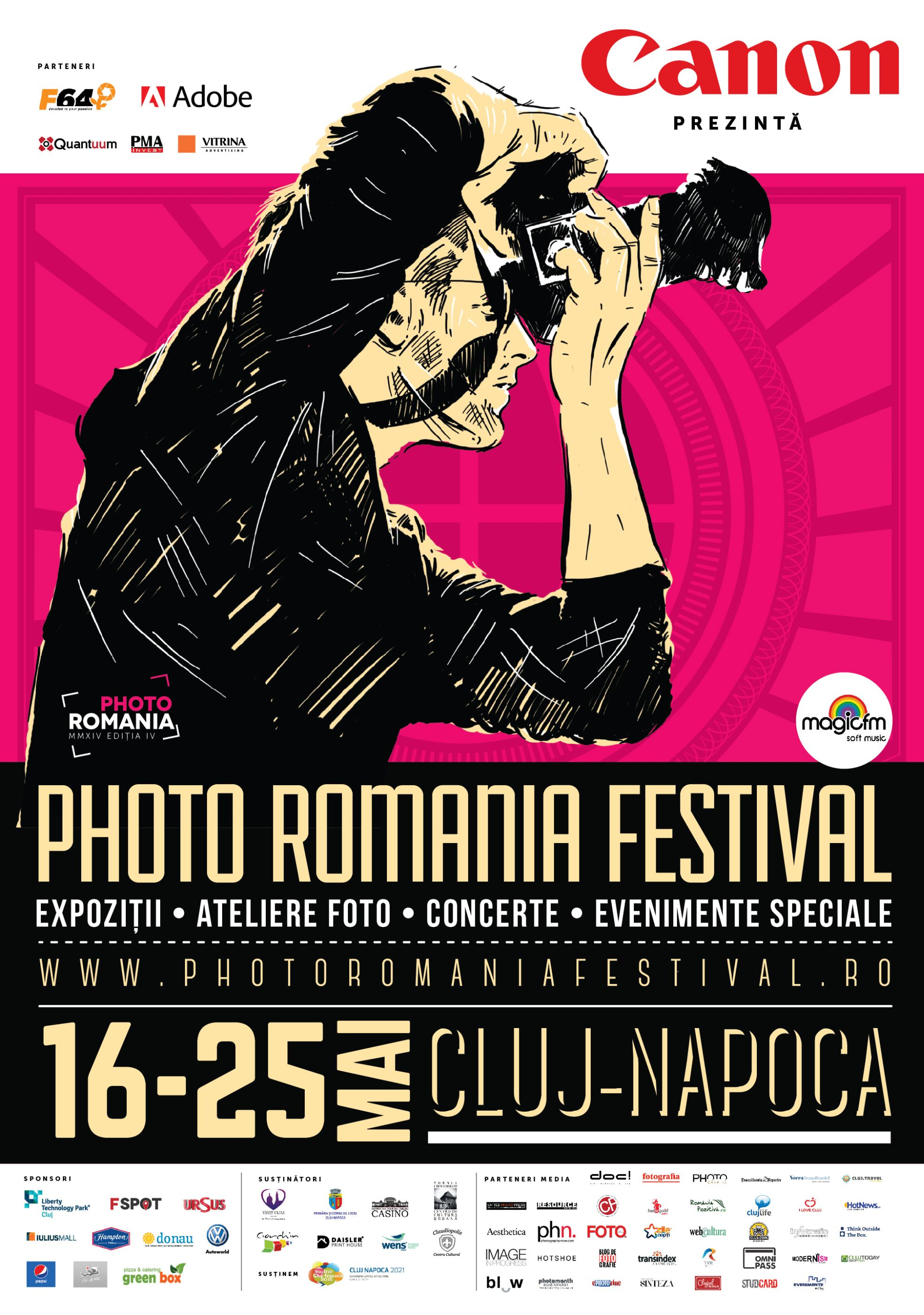 Interes crescut pentru competitiile Photo Romania Festival. Participa fotografi din 20 de tari