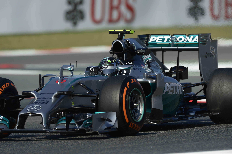 Formula 1: Nico Rosberg este invingator pentru a patra oara, in acest sezon, la Marele Premiu al Germaniei