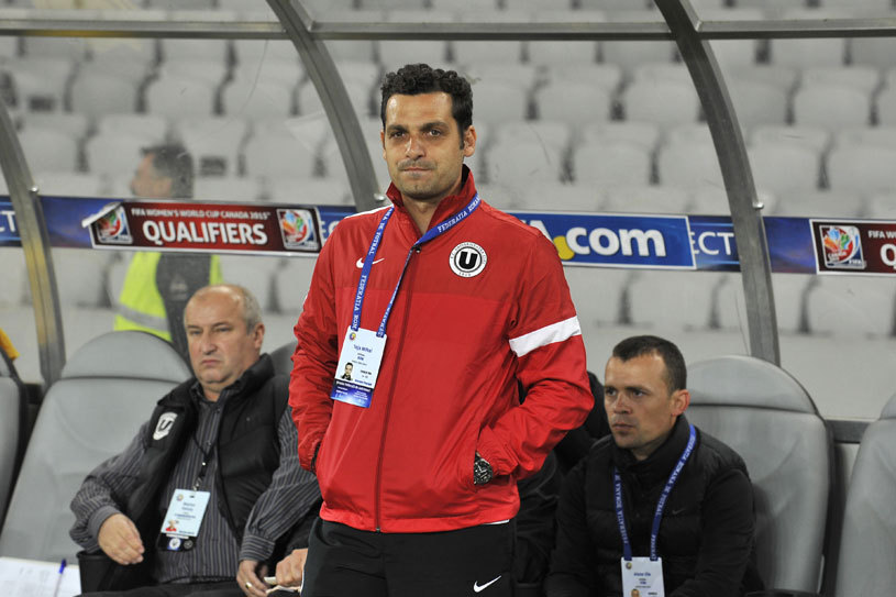 U Cluj, apasata de tensiunea finalului de sezon. Teja: