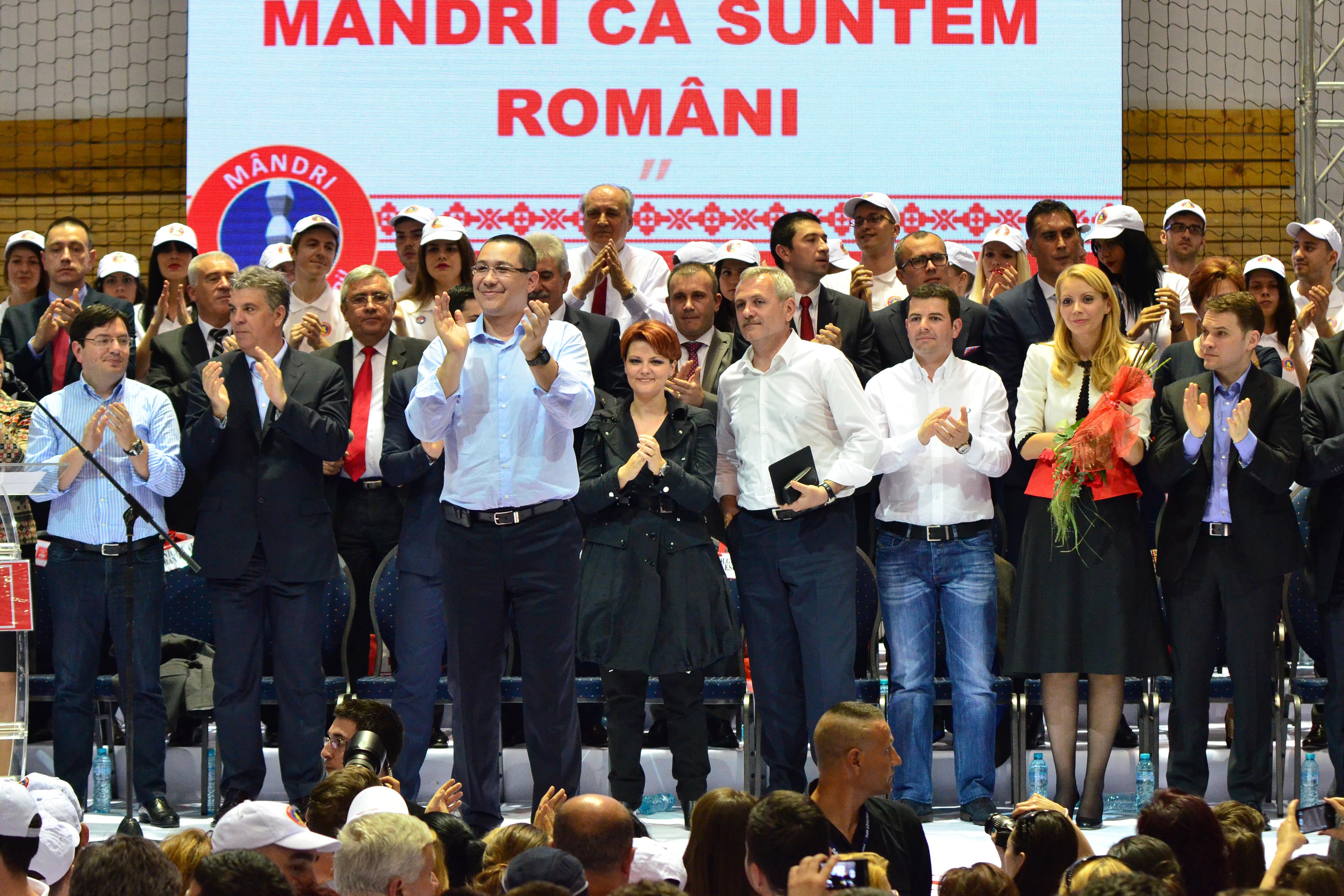 EUROPARLAMENTARE 2014: LISTA candidatilor PSD PC UNPR