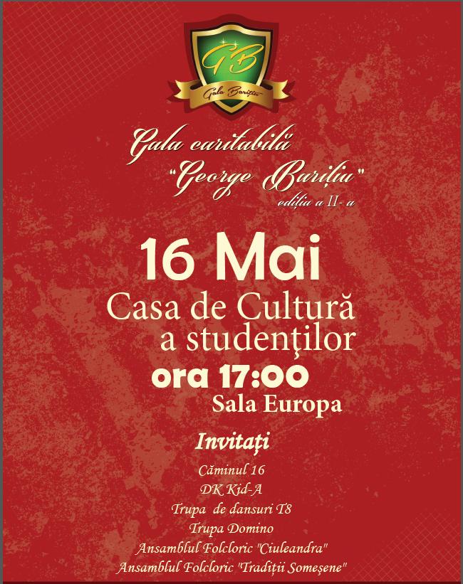 Lectie de umanitate. Elevii unui colegiu din Cluj organizeaza o Gala Caritabila pentru colegii nevoiasi