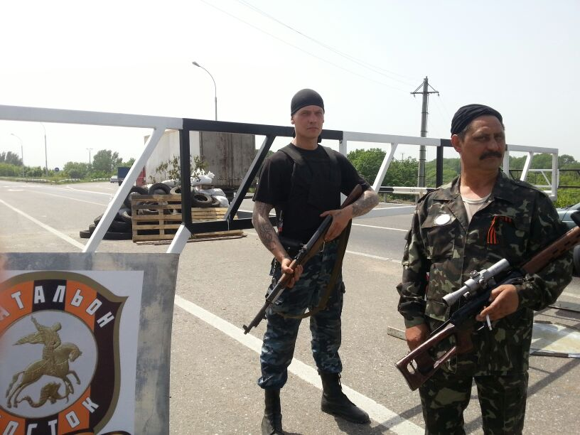 Criza in Ucraina. ATAC AERIAN asupra orasului Donetk: Nu sunt victime in randul civililor