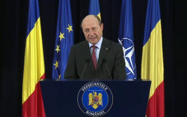 Traian Basescu s-a intalnit la Cotroceni cu senatorii americani John McCain, Ron Johnson si Chris Murphy. Tema discutiilor