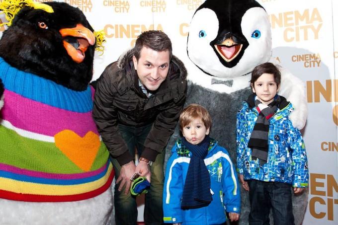 ZIUA COPILULUI, 1 IUNIE 2014: Imagini de colectie cu vedete din Romania si copiii lor