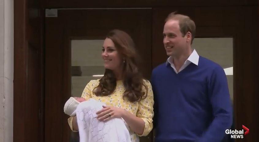 The Telegraph: Fetita ducesei de Cambridge va deveni o printesa de 1 miliard de lire sterline inainte de a implini 10 ani