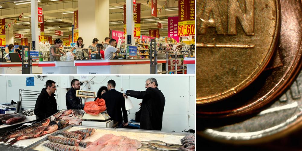 Cum lupta statul cu magazinele care cresc artificial preturile. Institutii transformate in colectii de etichete