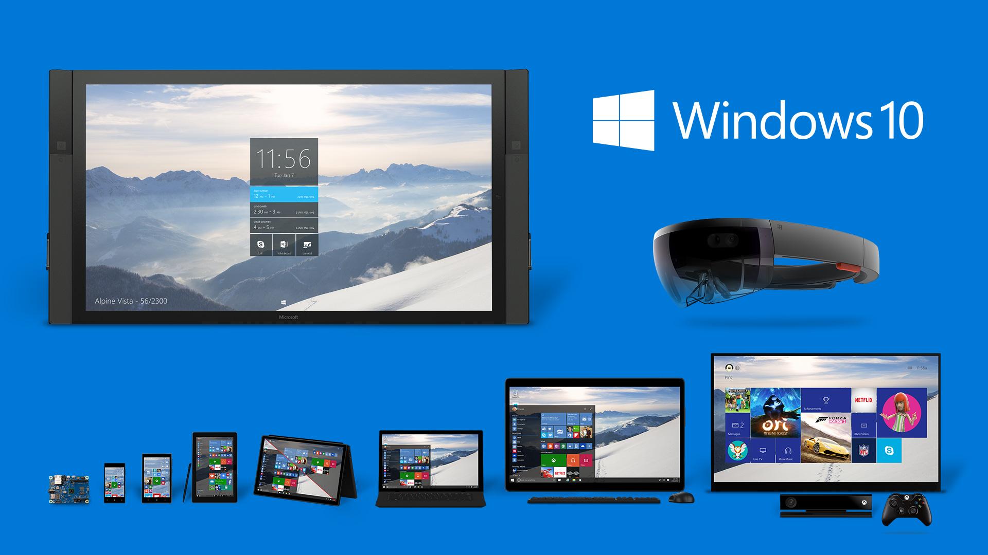 Windows 10 va fi disponibil din 29 iulie. Cei care au Windows 7 sau 8.1 vor putea face update gratuit